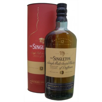 Singleton of Dufftown 12 Year Old Single Malt Whisky