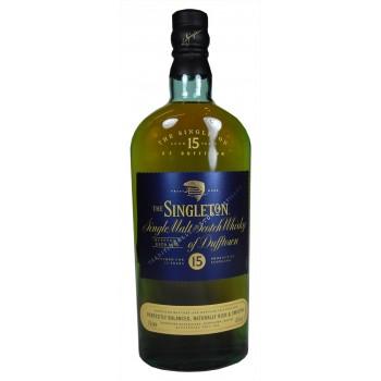 Singleton Of Dufftown 15 Year Old Single Malt Whisky