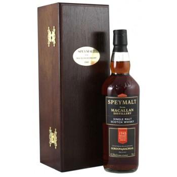 Speymalt Macallan 1945 Single Malt Whisky
