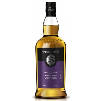 Springbank 18 Year Old September 2019 Release Single Malt Whisky