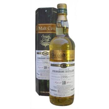 Springbank 1996 10 Year Old Single Malt Whisky