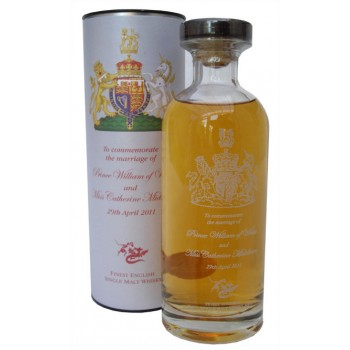 St Georges Distillery Royal Wedding Single Malt Whisky