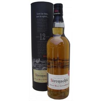 Stronachie 12 Year Old Single Malt Whisky
