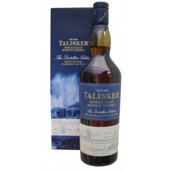 Talisker 2001 Amoroso Finish Single Malt Whisky