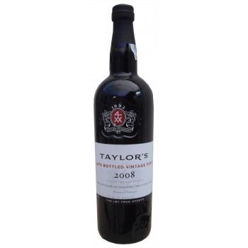 Taylors 2008 Late Bottled Vintage Port