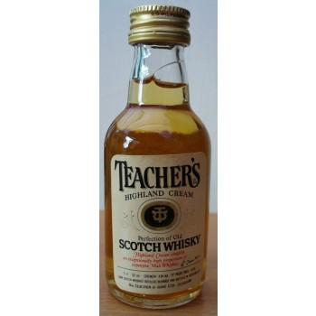 Teachers Highland Cream 5cl