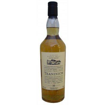 Teaninich 10 Year Old Flora and Fauna Series Single Malt Whisky