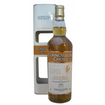 Teaninich 2001 Single Malt Whisky