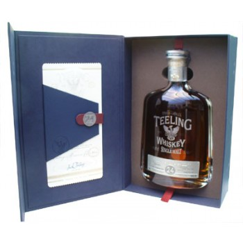 Teeling 24 Year Single Malt Whiskey
