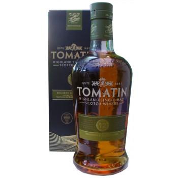 Tomatin 12 Year Old Single Malt Whisky
