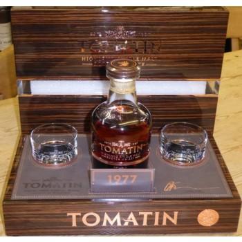 Tomatin 1977 42 Year Old Sauternes Cask Single Malt Whisky