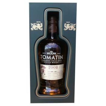 Tomatin 2008 Single Cask Single Malt Whisky