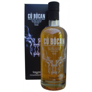 Tomatin Cu Bocan Single Malt Whisky