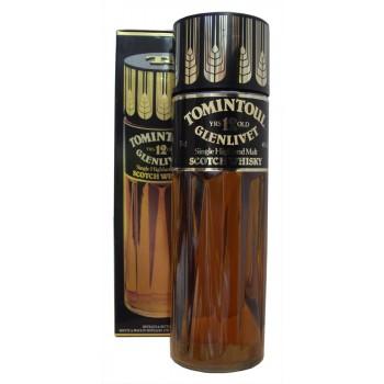 Tomintoul 12 Year Old Perfume Bottle Single Malt Whisky