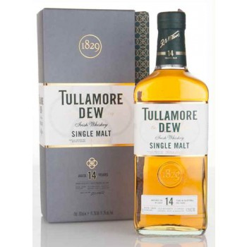 Tullamore Dew 14 Year Old Irish Whiskey