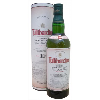Tullibardine 10 Year Old Single Malt Whisky
