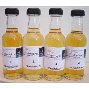 Grain Whisky Tweet Tasting Sample Pack