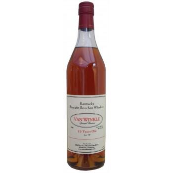 Van Winkle 12 Years Lot B Bourbon Whiskey