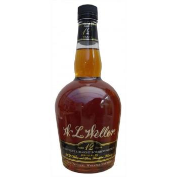 W L Weller 12 Year Old Bourbon