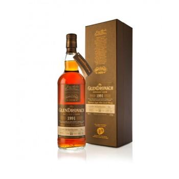 Glendronach 1991 22 Year Old Batch 10 Single Malt Whisky