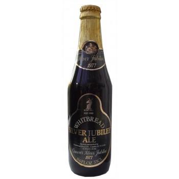 Whitbread 1977 Silver Jubilee Ale