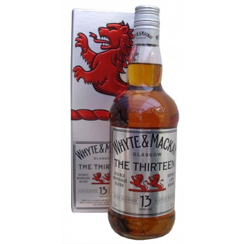 Whyte and Mackay 13 Years Old