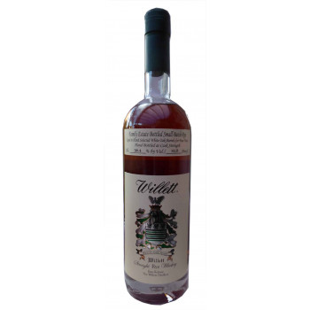 Willett Family Reserve 4 Year Old  Straight Rye Whiskey