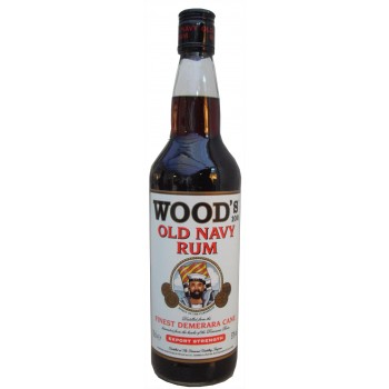 Woods Navy Rum 70cl