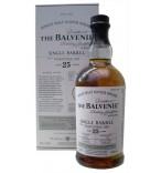 Balvenie 25 Year Old Single Barrel Single Malt Whisky