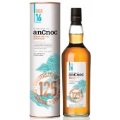 Ancnoc 16 Year Old Cask Strength 125th Anniversary Release Single Malt Whisky