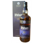 Benriach 22 Year Old Peated Dark Rum Barrels Finish 2nd Edition Single Malt Whisky