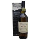 Caol Ila 12 Year Old Single Malt Whisky