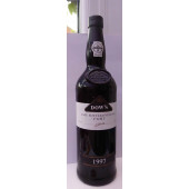 Dows Late bottled  1997 Vintage Port