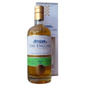 English Whisky Smokey Oak Small Batch Release Bourbon Cask Single Malt Whisky