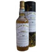 Girvan 1993 20 year Old Single Grain Whisky