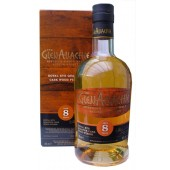 Glenallachie 8 Year Old Koval Rye Finish Single Malt Whisky