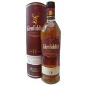 Glenfiddich 15 Year Old Single Malt Whisky