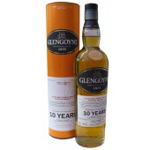 Glengoyne 10 Year Old Single Malt Whisky