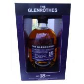 Glenrothes 18 Year Old Single Malt Whisky