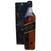 Johnnie Walker 12 Year Old Black Label Whisky