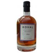 Koval Organic Single Barrel Millet Whiskey