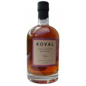 Koval Organic Single Barrel Rye Whiskey