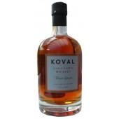 Koval Organic Single Barrel Four Grain Whiskey