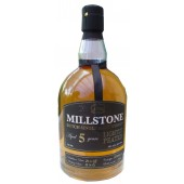 Millstone 5 Years Old Lightly Peated Single Malt Whisky