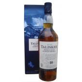 Talisker 10 Year Old Single Malt Whisky