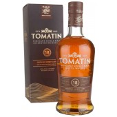 Tomatin 18 Year Old Single Malt Whisky