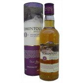 Tomintoul 10 Year Old 35cl Single Malt Whisky