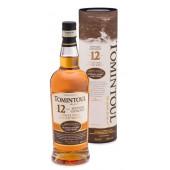 Tomintoul 12 Year Old Oloroso Sherry Cask Finish Single Malt Whisky
