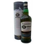 Tomintoul 15 Year Old Peaty Tang Single Malt Whisky