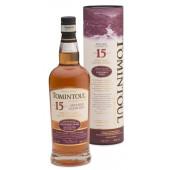 Tomintoul 15 Year Old Portwood Finish Single Malt Whisky